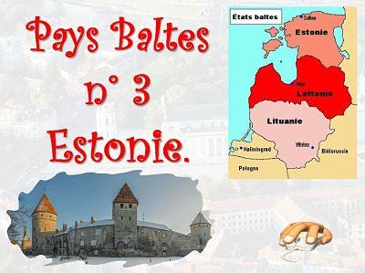 Pays Baltes – 3 – Estonie
