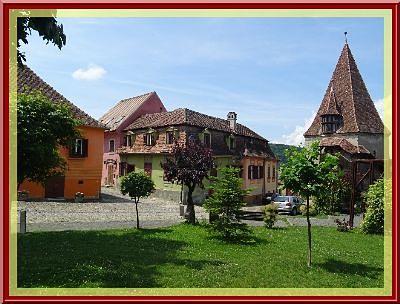 Roumanie – 5 – Sighisoara
