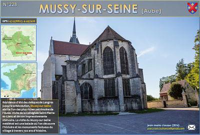 Mussy-sur-Seine (Aube)