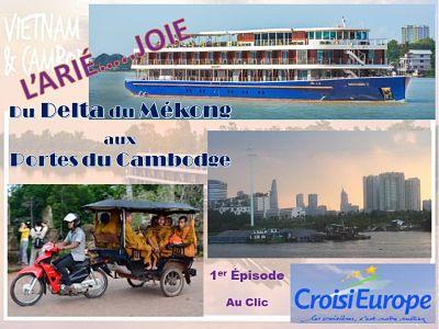 Du Delta du Mékong aux portes du Cambodge – 1ère partie