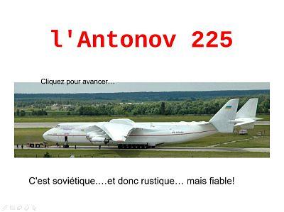Antonov 225 B