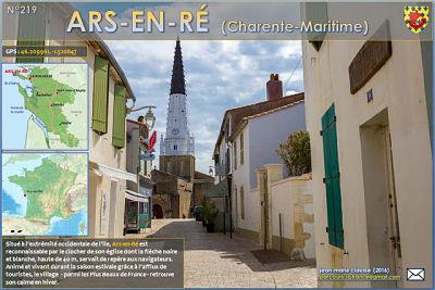 Ars-en-Ré (Charente-Maritime)