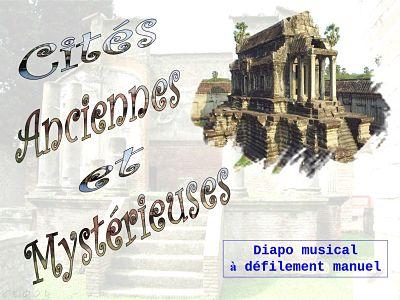 Cités anciennes et mystérieuses