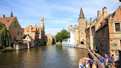 Bruges -Flandres (Belgique)