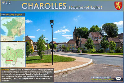 Charolles (Saône-et-Loire)