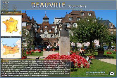 Deauville (Calavados)