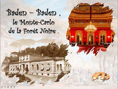 Baden-Baden – Le Monte-Carlo de la Forêt Noire