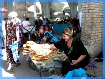L'Ouzbékistan – 9 – Samarcande et Chakhrisabz