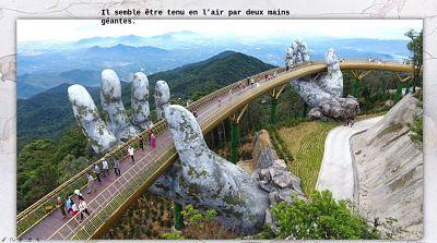 Golden Bridge – Danang (Vietnam)