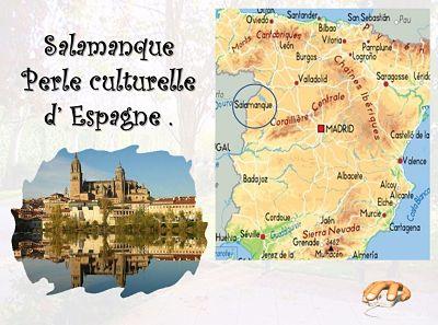 Salamanque – Perle culturelle de l'Espagne