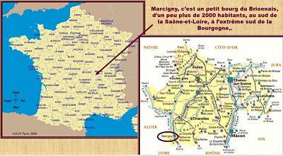 Marcigny et son histoire