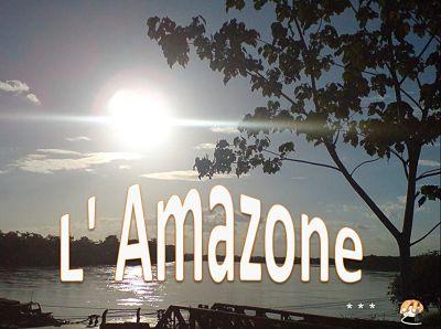 L'Amazone – un long fleuve tranquille ?