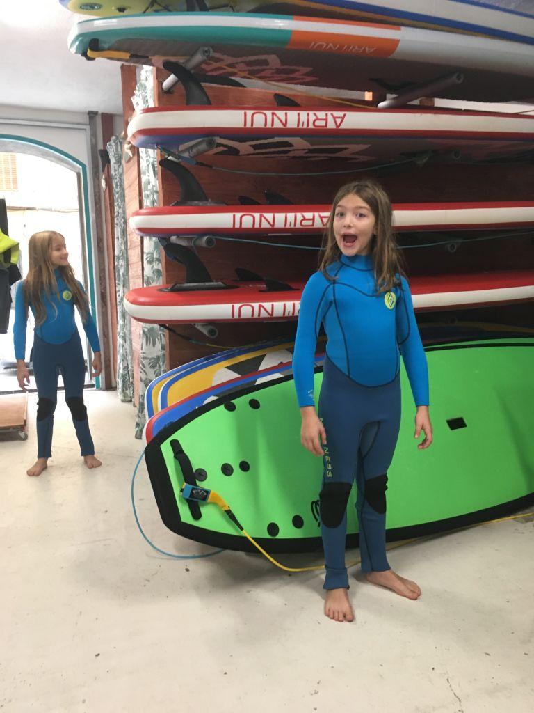 Faire du snorkeling à la Barceloneta en famille