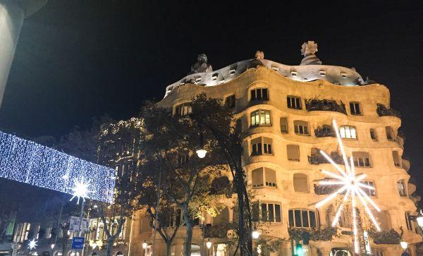Noël 2017 à Barcelone