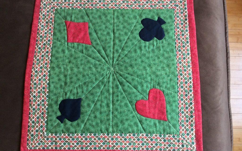 tapis de cartes famille creative
