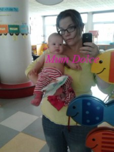 bebe et maman à la pmi