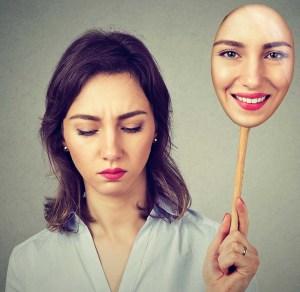 masque de la confiance en soi