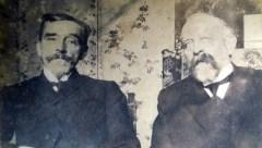 L'oncle Charles en 1928