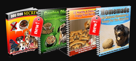 dog food secret books