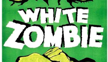 White Zombie - with these zombie eyes he rendered her powerless - with this zombie grip he made her perform his eveery desire!