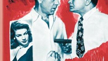 Key Largo, starring Humphrey Bogart, Edward G. Robinson, Lauren Bacall, Lionel Barrymore
