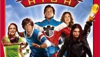 Sky High by Walt Disney, starring Michael Angarano, Kurt Russell, Kelly Preston