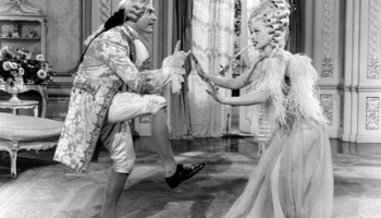 Madam I Love your crepes suzettes - from Du Barry Was a Lady, starring Red Skelton and Lucille Ball