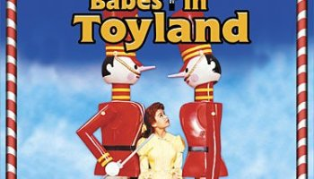 Babes in Toyland (1961) starring Ray Bolger, Annette Funicello, Tommy Kirk, Ed Wynn