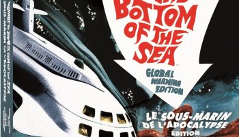 Voyage to the Bottom of the Sea, starring Walter Pidgeon, Peter Lorre, Joan Fontaine, Barbara Eden, Michael Ansarra