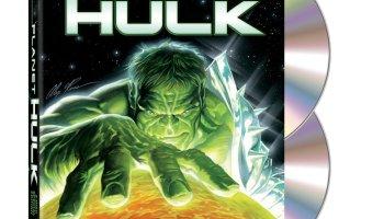 Planet Hulk (2010) starring Rick D. Wasserman, Lisa Ann Beley, Mark Hildreth, Liam O'Brien, Kevin Michael Richardson, Sam Vincent