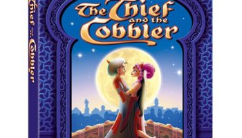 The Thief and the Cobbler, starring Vincent Price, Matthew Broderick, Jennifer Beals, Clive Revill, Jonathan Winters