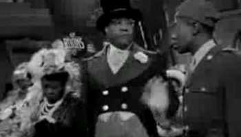 Song lyrics to Ice Cold Katie - a number for Hattie McDaniel and an all-black cast, is about hasty marriages by people heading off to war, in the movie Thank Your Lucky Stars
