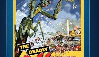 The Deadly Mantis (1952) starring Craig Stevens, Alix Talton, William Hopper