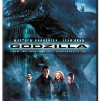 Godzilla (1998) starring Matthew Broderick