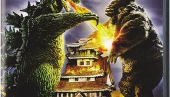 King Kong vs Godzilla DVD cover