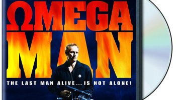 The Omega Man, starring Charlton Heston,Rosalind Cash
