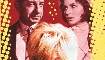 Cactus Flower(1969) starring Walter Matthau, Ingrid Bergman, Goldie Hawn,Rick Lenz