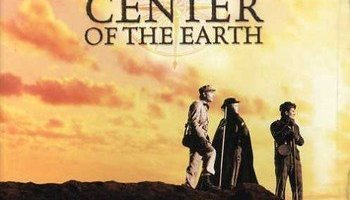 Journey to the Center of the Earth (1959), starring James Mason, Pat Boone, Arlene Dahl and Diane Baker