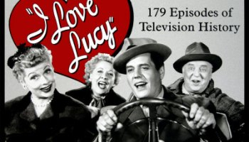 I Love Lucy theme song lyrics by Harold Adamson and Eliot Daniel