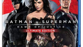 Batman v Superman: Dawn Of Justice (2016), starring Ben Afleck, Henry Cavill, Gal Gadot