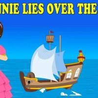My Bonnie Lies Over the Ocean song lyrics