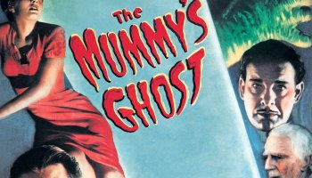The Mummy's Ghost (1944) starring Lon Chaney Jr. and John Carradine