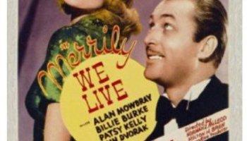 Merrily We Live (1938) starring Constance Bennett, Brian Aherne, Billie Burke, Alan Mowbray