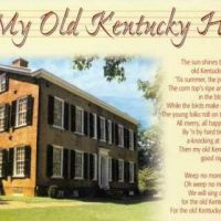 My Old Kentucky Home, Good Night song lyrics