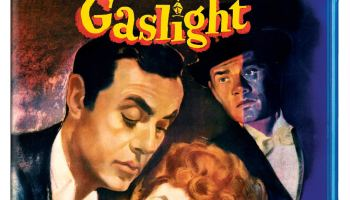 Gaslight (1945) starring Charles Boyer, Ingrid Bergman, Angela Lansbury