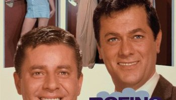 Boeing Boeing (1965) starring Tony Curtis, Jerry Lewis, Thelma Ritter