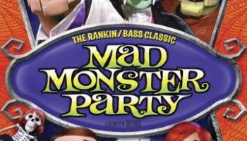 Mad Monster Party (1967) starring Boris Karloff, Phyllis Diller