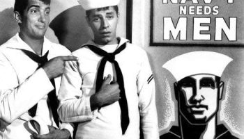 The Navy Needs Men - Dean Martin and Jerry Lewis in Sailor Beware