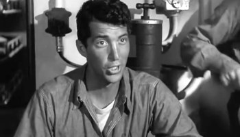 Song lyrics to Sailor's Polka, Lyrics by Mack David, Music by Jerry Livingston, sung by Dean Martin in Sailor Beware