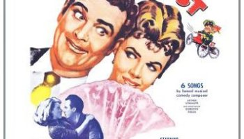 Excuse My Dust (1951) starring Red Skelton, Sally Forrest, MacDonald Carey, William Demarest